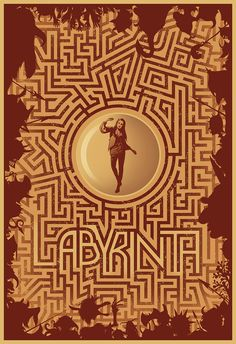 Labyrinth (Alternative Movie Poster) by chrisables.deviantart.com on @DeviantArt