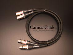 *NEW* CARUSO CABLE® Coppia Cavi segnale bilanciati: Bronze.S XLR-17