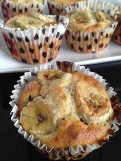 Dessert Ww, Breakfast Dessert, Muffins Weight Watchers, Cake Factory, Cooking Recipes, Healthy Recipes, Biscuits, Pie, Fruit