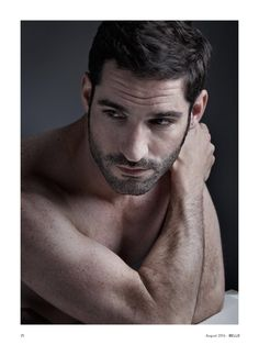 » Bello Mag Entertainment: 'The Doctor Is In' Tom Ellis Issue #61