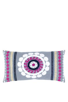 Rizzy  Grey Wide Mandala Pillow Set - Set of 2  $52.50  $105.00  50% off