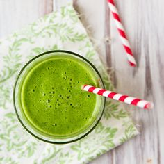 Green Monster Smoothie that doesn't taste so green...