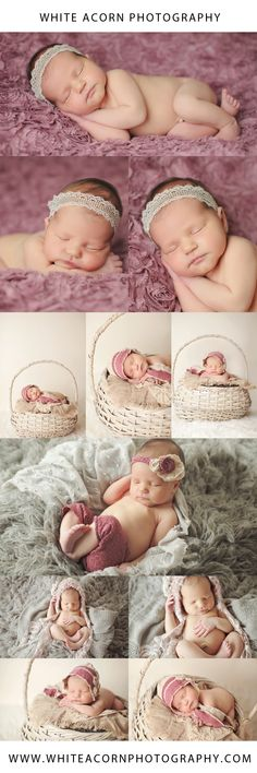 lincoln ne newborn photography girl