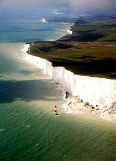 White Cliffs of Dover, UK
