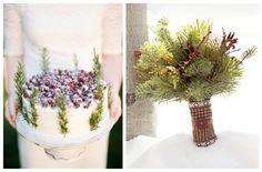 Winter Weddings bouquet