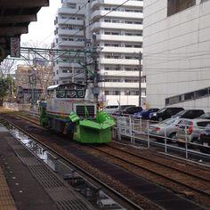 新潟県 長岡駅