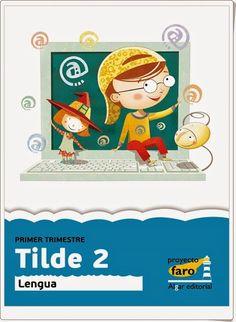 """Tilde 2"".  Actividades digitales de Lengua Española de 2º de Primaria. Family Guy, Christmas Ornaments, Holiday Decor, Fictional Characters, Spanish, Wordpress, Editorial, Spanish Language, Teaching Resources"
