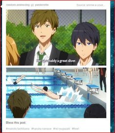 #Free! #Free! Iwatobi Swim Club
