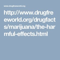 Don't Use A Computer To Teach This , Especially With A Keyboard  , http://www.drugfreeworld.org/drugfacts/marijuana/the-harmful-effects.html