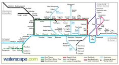 Tunnel vision: a history of the London tube map