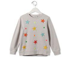 Judy Stars And Diamonds Sweatshirt - Stella Mccartney Kids