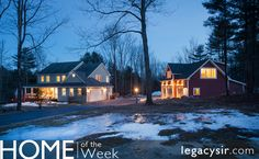 This is a FABULOUS open concept home! Gourmet Kitchen, beautiful Breakfast Room, step down Family Room with fireplace, Master Suite & 5 heated Garage bays. Great location near Pineland Farms & easy access to Maine Tpke. Less than 30 min. to Portland!