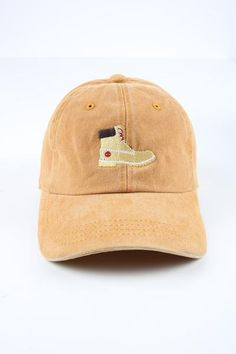 The Tims Dad Hat in Mustard Mineral. Gorras PlanasGorrosSombreros ... 6e205c18c54