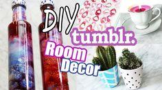 DIY Room Decor | Tumblr Inspired http://laultimamoda.club/diy-room-decor-tumblr-inspired/