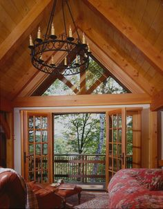 Timberpeg Carriage House - traditional - exterior - boston - Timberpeg Timber Frame