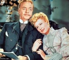 Life with Father (1947). William Powell and Irene Dunne. Some people like comfort food, others like comfort movies. This is one of mine!