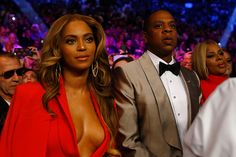 Forget those rumors that say Jay-Z and Beyonce's marriage is done, because it looks like there's nothing that a glass of lemonade can't fix when it comes to these two.