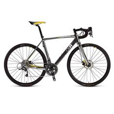 Boardman Elite CXR 9.2 Silver - 2014 Cyclocross Bike https://www.facebook.com/pages/The-Cycle-Showroom-at-FitEquipmentcouk/255849747811096