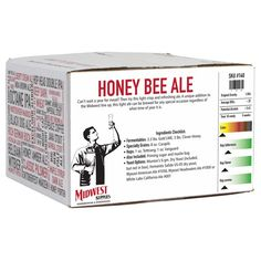 Honey Bee Ale Kit : Midwest Supplies