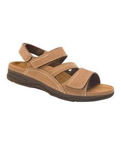 Cork Alexa Leather Sandal