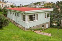 Open2view ID#320551 (131 Severn St) - Property for sale in Island Bay, New Zealand