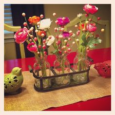 Spring Table Decor! The Potter & His Clay: Getting in the Spirit