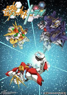 Bandai Visual Sets Japanese 'Gundam Build Fighters Try' Blu-ray Anime Box Sets Gundam Wing, Gundam Art, Gundam Build Fighters Try, Gundam Wallpapers, Gundam Model, Anime Art, Fan Art, Japanese, Building