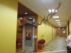 Christmas Door Decorating Contest Human Resources