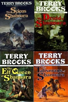 Terry Brooks - 2nd series of Shannara