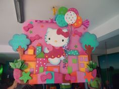 Hello Kitty Piñata