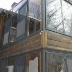 Brady-Built can help you understand that you should not worry about snow build-up on the roof of your sunroom. Sunrooms, New England, Things To Come, Snow, Windows, Building, Winter, Pretty, Sunroom