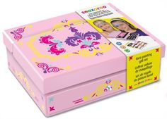 Ansiktsfärg Prinsessbox - Snazaroo - Ansiktsfärg.se