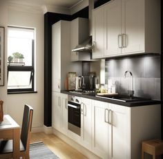 22 Best Cream Amp White Shaker Kitchens Images Independent