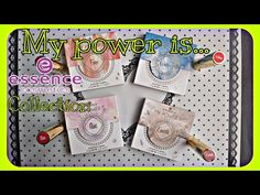"""""""My power is..."""" Essence L.E 