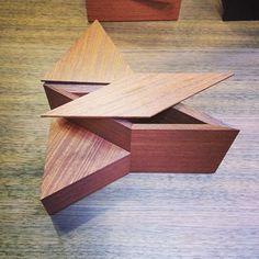 Geometric Nesting Boxes