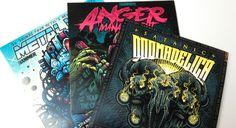Metal Hammer-Cover CD's