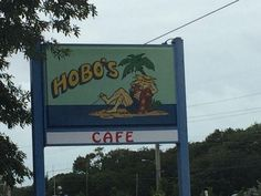 Hobo's Cafe at Key Largo. Great food.