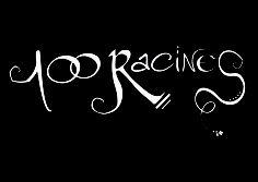"""Logo """"100 racines"""" cie de Cirqu'escalade   Pauline et thomas  http://www.100racines.com"""