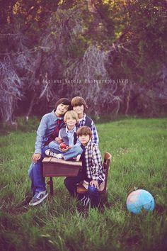{My boys} Adriana Varela Photography
