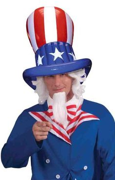 Uncle Sam Halloween Costumes | Uncle Sam | Pinterest | Patriotic ...