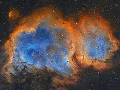 2014年も、宇宙は人類を魅了した【画像集】〜天体写真家リック・スティーブンソンが撮影した輝線星雲「SH2-199」