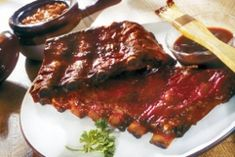 Aunt Janes Famous Baby Back Ribs  Full of flavor and easy to make.