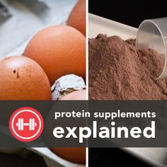 Confused about protein supplements? READ THIS! Very helpful!