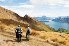 Te Araroa, Nuova Zelanda