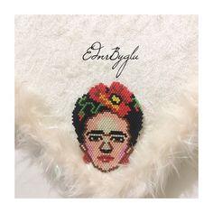 """95 Beğenme, 4 Yorum - Instagram'da HakunaMatata  (@miyukiboncuktaki): """"Başka bir Frida modelimiz ☺ . . . . . #bracelet  #color #miyuki #miyukibileklik #tasarım #satış…"""""""