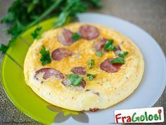 Frittata con la Salsiccia - Scopri la Ricetta - Ingredienti, Preparazione passo passo e Consigli Utili per ottenere la frittata con salsiccia.