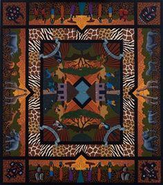 African Quilt Ideas