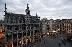 © Francois Lenoir / Reuters / REUTERS Bruxelles : le centre désormais interdit aux voitures