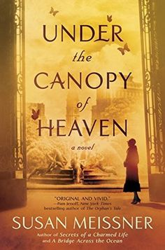 Historical Fiction 2018. A family tries to survive during the Spanish Flu in Philadelphia. Under the Canopy of Heaven by Susan Meissner.