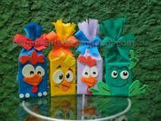 modelos galinha pintadinha